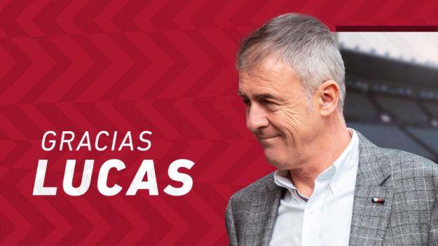 Lucas Alcaraz ya no es el entrenador del Albacete BP