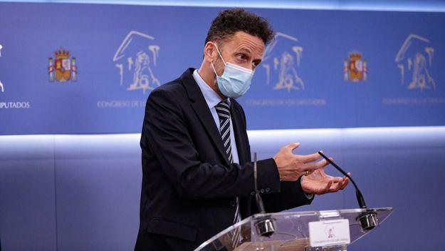 Bal: 'El acuerdo político sí salva vidas y empleos, se lo debemos a todas las familias que han perdido a seres queridos'