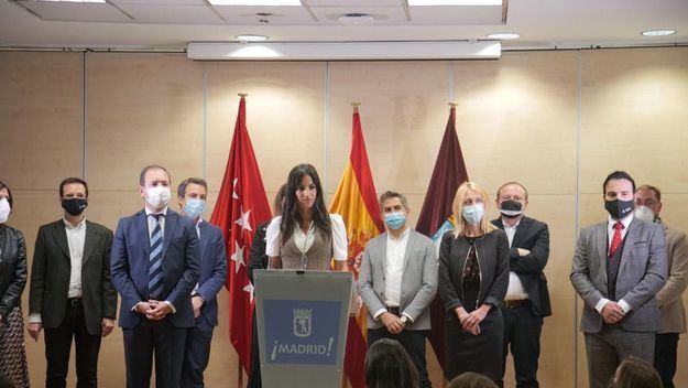 Ciudadanos no apoyará más propuestas que 'reabran debates del pasado para dividir España'