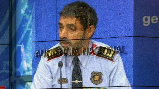 La Audiencia Nacional absuelve a Josep Lluis Trapero y a la excúpula de los Mossos por los sucesos del 20 y 21 septiembre y el 1-O