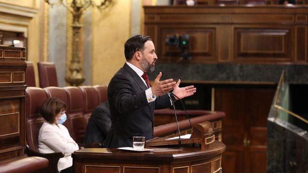 El discurso de Abascal: razones para censurar al Ejecutivo y alternativas para España