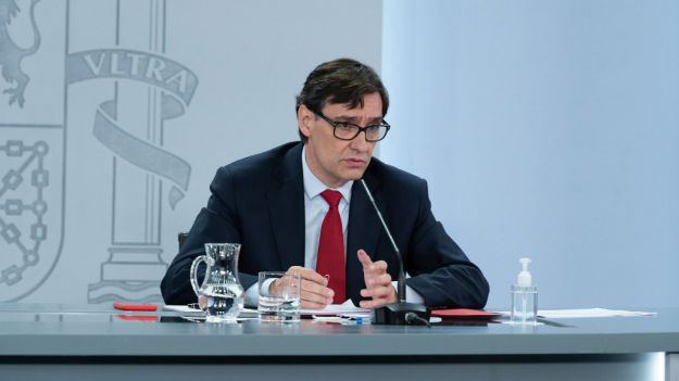 España alcanza máximo histórico de casos de Covid-19 en un día: 'Vienen semanas muy duras'