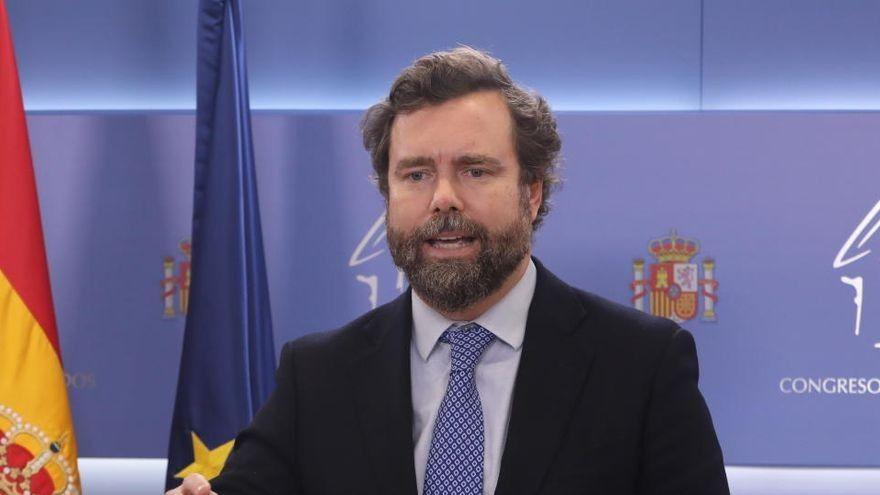 Pacto de Toledo: 'Vox no será cómplice de este engaño a los españoles'