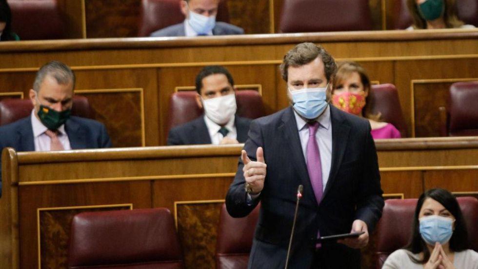 Vox: '¿Se propone este gobierno censurar a la oposición?'