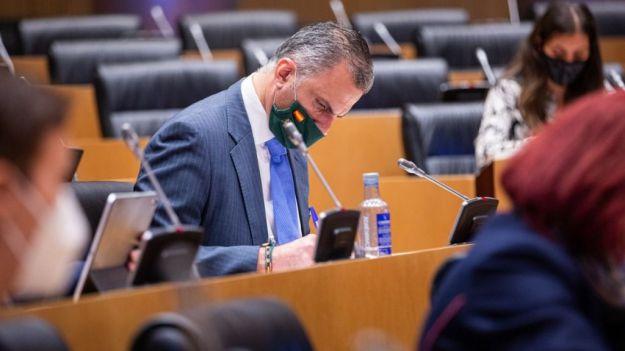 Ortega Smith: 'La Justicia es la gran abandonada en los Presupuestos'