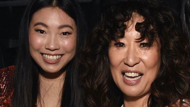 Netflix prepara una nueva comedia con las 'hermanas' Sandra Oh y Awkwafina