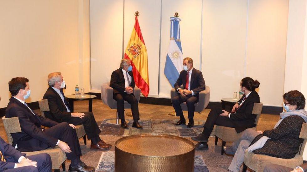 Santiago Abascal muy crítico con la 'humillación' del Rey Felipe VI en su viaje a Bolivia