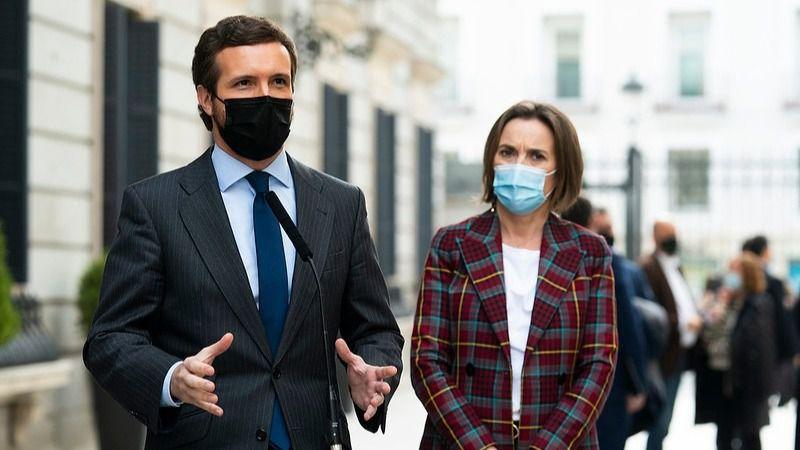 Casado al Gobierno: 'Ocho meses después hacen lo que tenían que haber hecho en marzo'