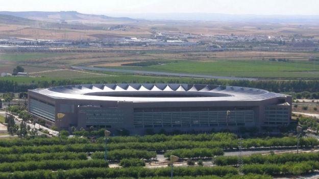 El estadio de La Cartuja será el escenario del sorteo de la Copa del Rey