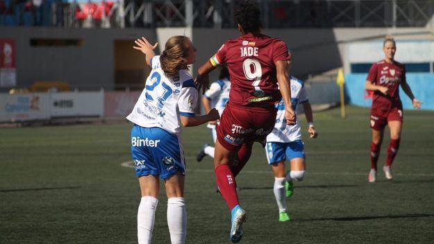 La UD Granadilla Tenerife reina en la última media hora de los partidos