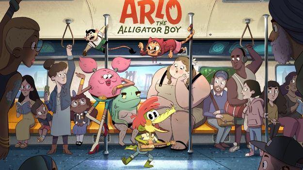 Arlo, el chico caimán el nuevo 'fichaje' de Netflix para 2021