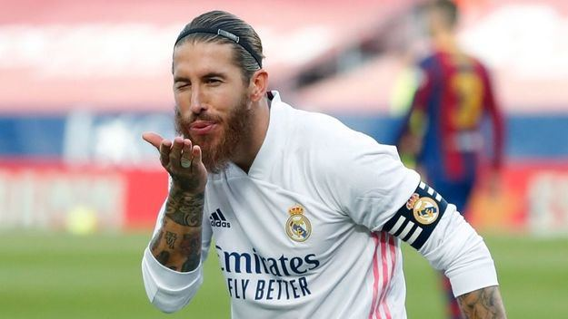Ramos sufre una rotura fibrilar en el bíceps femoral derecho