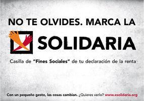 El PSOE pide que seamos 'solidarios' por los recortes del PP