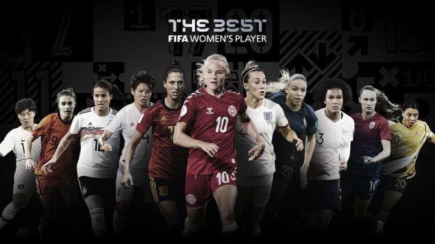 FIFA nomina a Jennifer Hermoso entre las mejores jugadoras del mundo