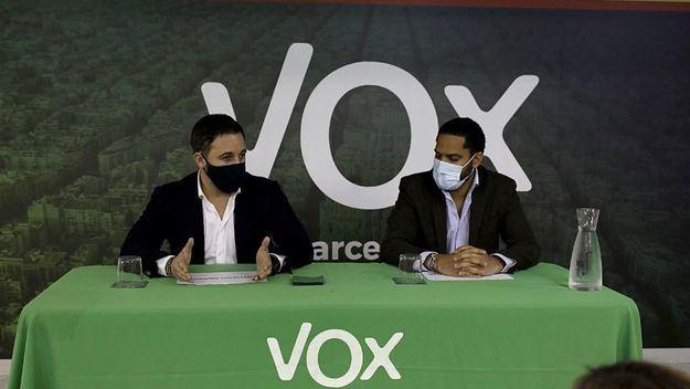 Abascal: 'El PSOE es el principal problema de España'