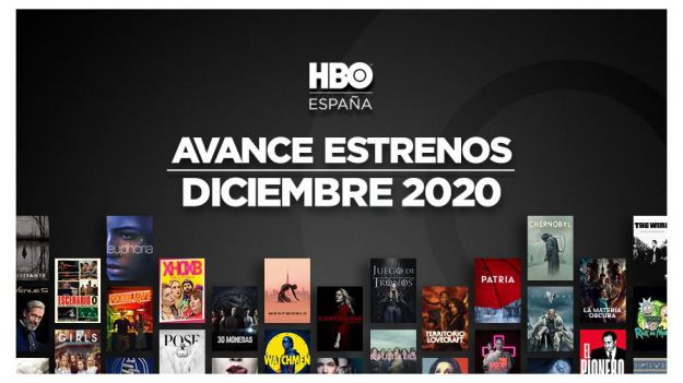 'Euphoria' o 'Two weeks to live' entre los estrenos del mes de diciembre en HBO