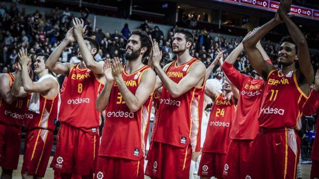 Baloncesto: España jugará la 'ventana' de febrero 2021 en Polonia