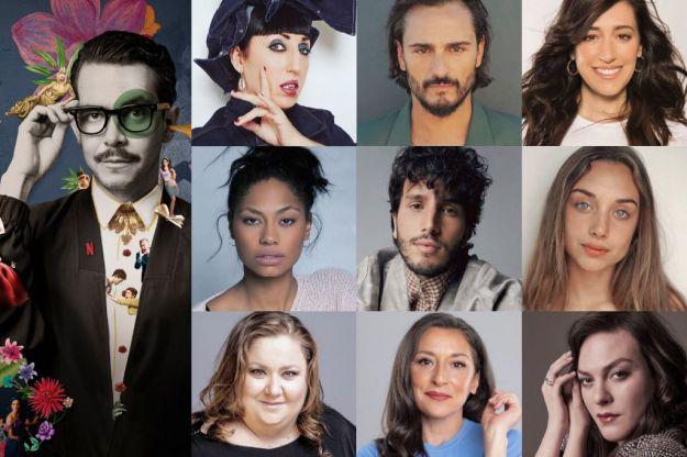 'Érase una vez… pero ya no', la primera serie musical de Netflix en España