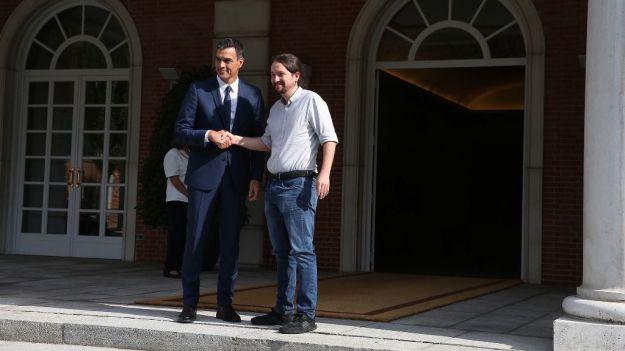 CIS: PSOE y Podemos a la baja frente a la subida de PP, Ciudadanos y Vox