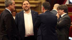 Cataluña aprueba la Ley del Referéndum