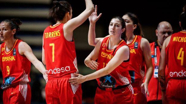 Baloncesto español en 2020: El pasaporte olímpico para la Selección Femenina