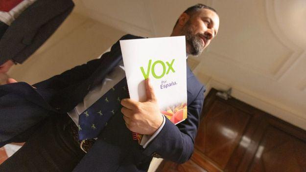 Vox presenta un recurso ante el Supremo contra el 'Ministerio de la Verdad' del Gobierno