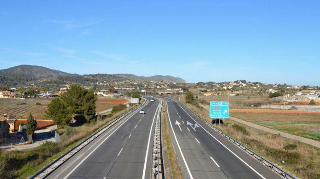 Se actualizan las tarifas para 2021 de las autopistas de titularidad estatal bajo concesión administrativa