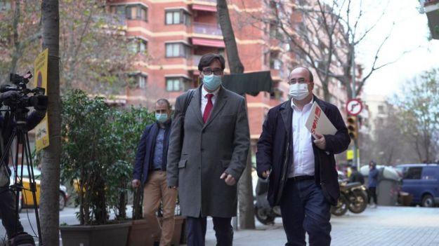 Hasta Podemos exige que Illa deje el Ministerio de Sanidad