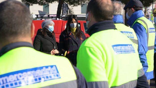 Vox: 'Filomena ha puesto de relieve que el Estado autonómico vuelve a ser un enemigo de la libertad'