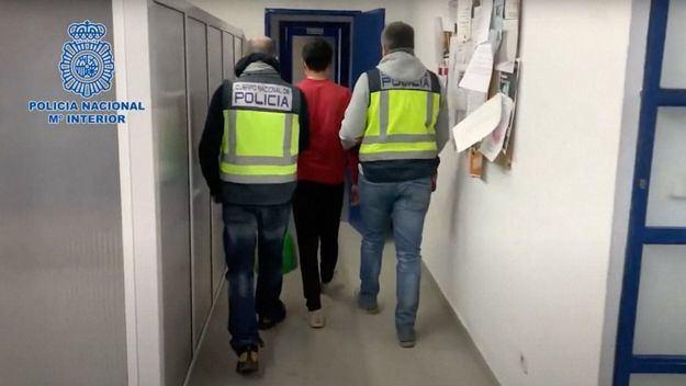 La Policía detiene en Murcia a un fugitivo buscado por agredir sexualmente a dos menores en Argentina