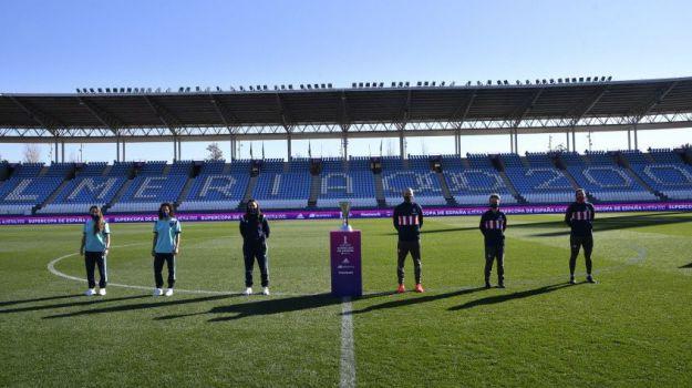 Supercopa de España Femenina: Las protagonistas cara a cara