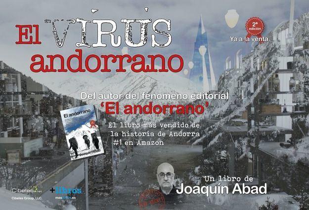 'El virus andorrano' es nuestro libro recomendado de la semana