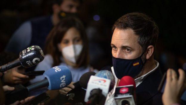 Abascal insiste: 'La situación en Canarias es insostenible'