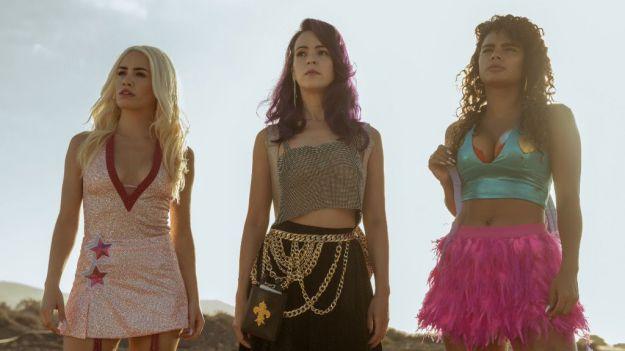 'Sky Rojo', la nueva apuesta de Netflix que se estrenará en todo el mundo el próximo 19 de marzo