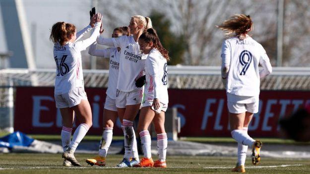 La Primera Iberdrola celebra uno de los grandes clásicos del fútbol femenino español