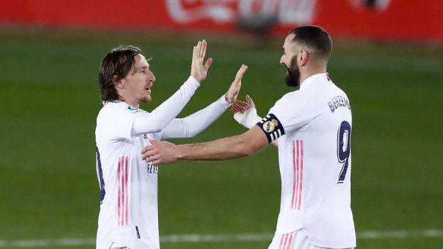 El Real Madrid recibe el sábado al Levante