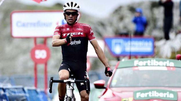 La carrera de Alberto Contador en 8 momentos