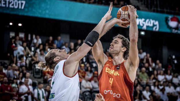 Representantes de #LaFamilia en los Top del informe global FIBA