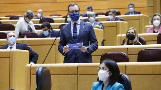 Maroto: 'Tolerancia cero con la corrupción, quien la hace la paga'
