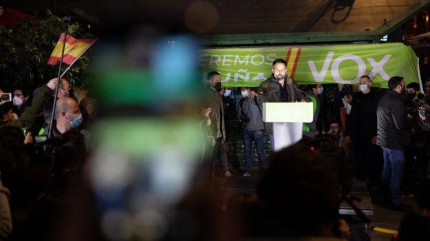 VOX presenta declaraciones institucionales para exigir la condena contra la violencia en las elecciones catalanas
