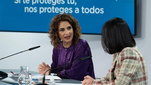 14-F: Montero llama a la participación desde la rueda de prensa posterior al Consejo de Ministros