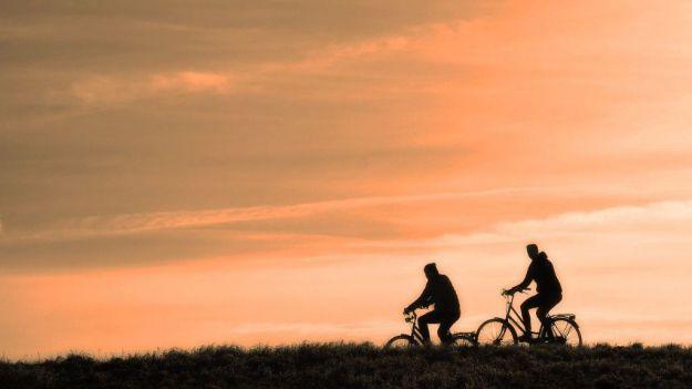 ¿Y si viajar en bicicleta fuese la mejor opción?