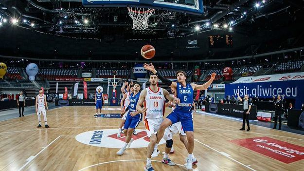 Eurobasket 2022: La Selección Absoluta Masculina se impone a Israel