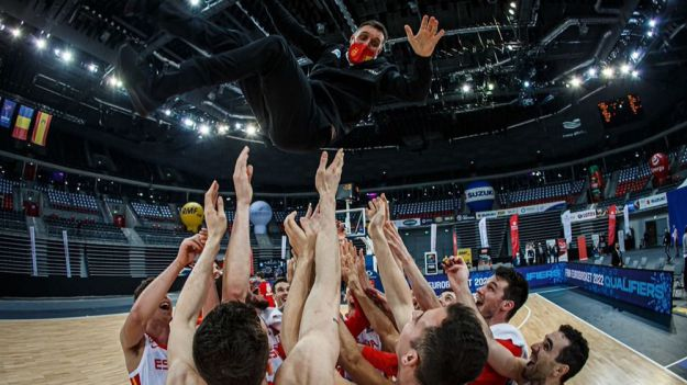 Eurobasket 2022: La Selección más joven de los últimos tiempos
