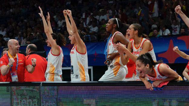 Cabezas de serie en el sorteo de grupos de la fase inicial del FIBA Eurobasket Femenino 2021