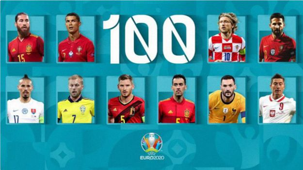 100 días para la UEFA EURO 2020