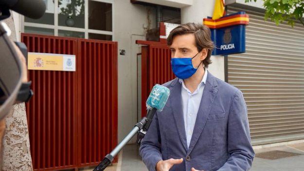 Montesinos censura que los socios de Gobierno de Sánchez