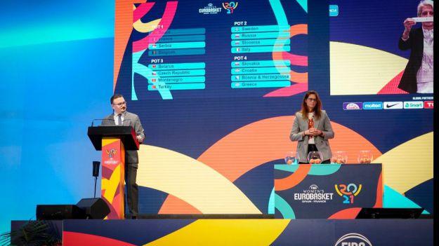Eurobasket: Ya se conocen a los primeros rivales de España