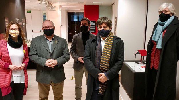 Un tribunal belga debe decidir ahora la extradición de Puigdemont