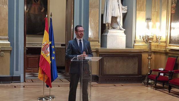 Maroto: 'Sánchez se ha convertido en el peor virus para la hostelería'